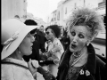 SPAIN 1964, Jerez. Spanisch Dutchess at a wedding in the town of Jerez.