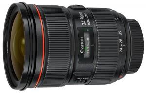 Canon EF 24-70mm II