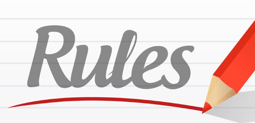 правила фотостудии